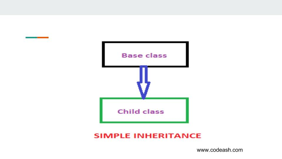 Simple inheritance in javascript