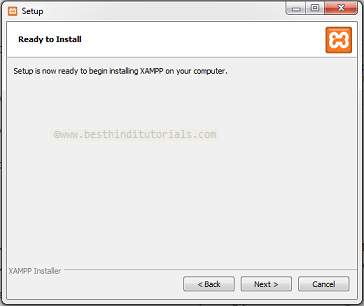 XAMPP-Installation-in-hindi