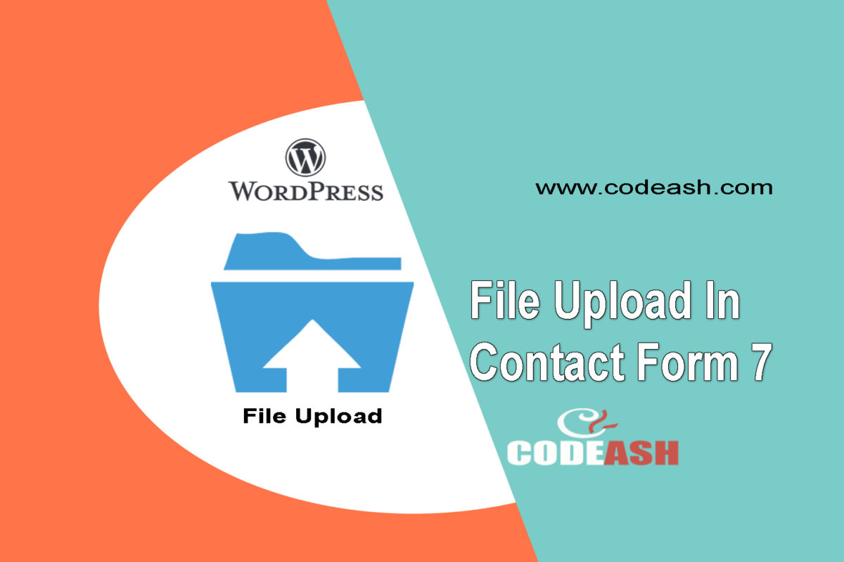 File Upload Contact Form 7
