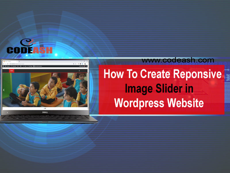 How To Create Responsive Image Slider In WordPress