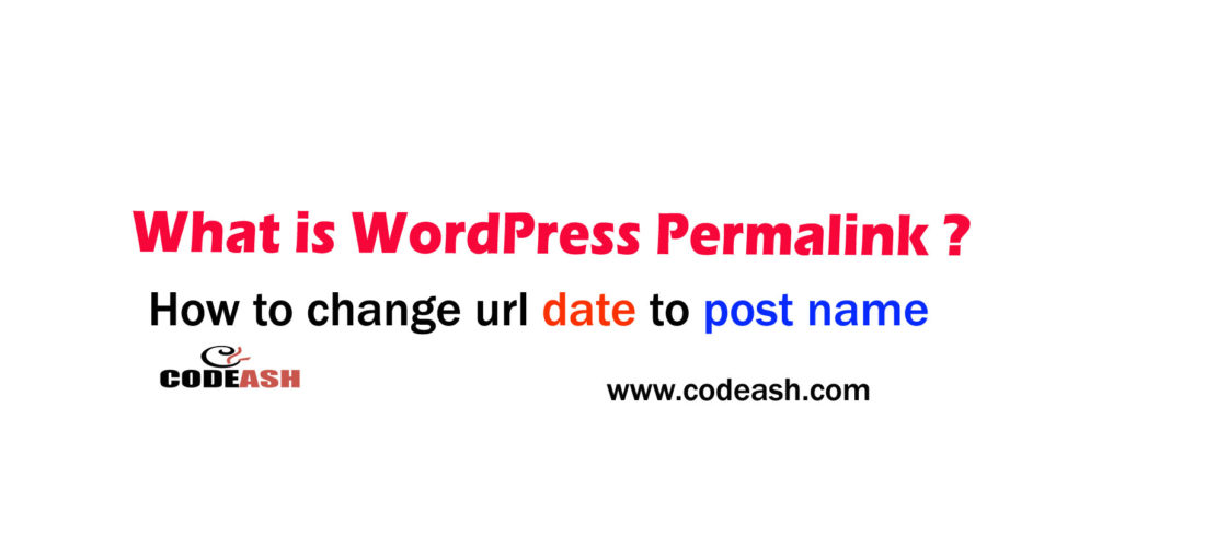 What is wordpress parmalink