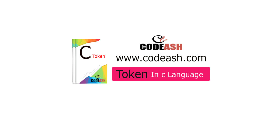 Tokens in c language
