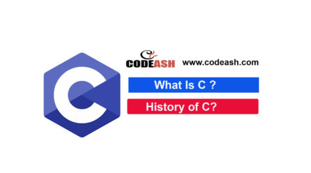 What is C ?