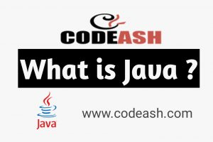 What is Java ?