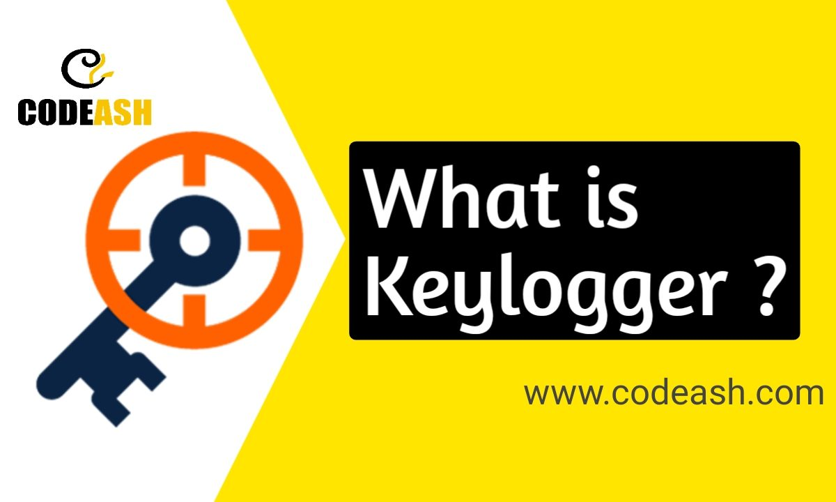 What is keylogger ?