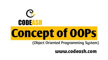 Java OOPs Concepts