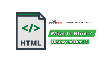What is Html : Versions of Html