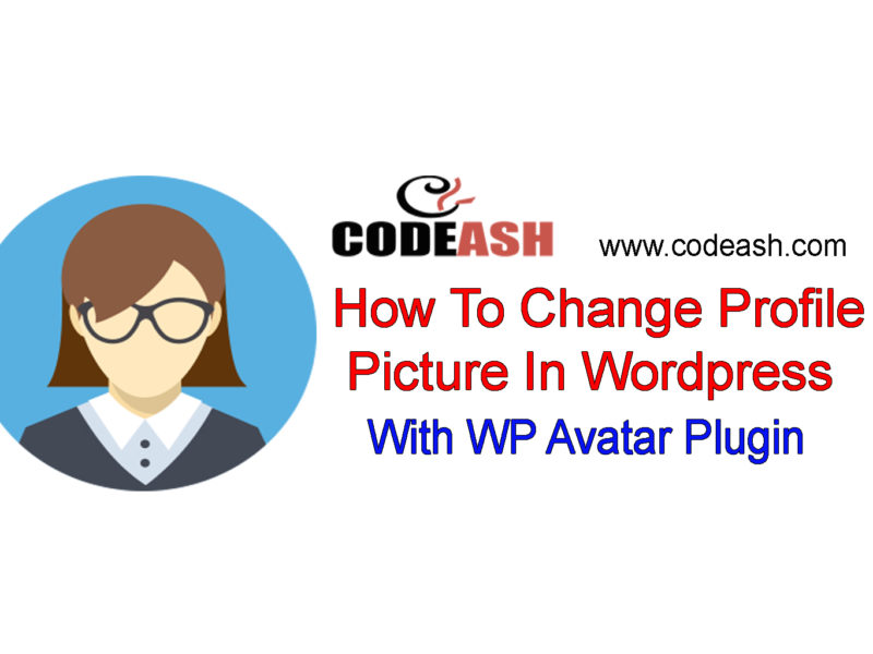 How To Change Profile Picture in WordPress