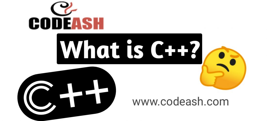 What is C++ ?