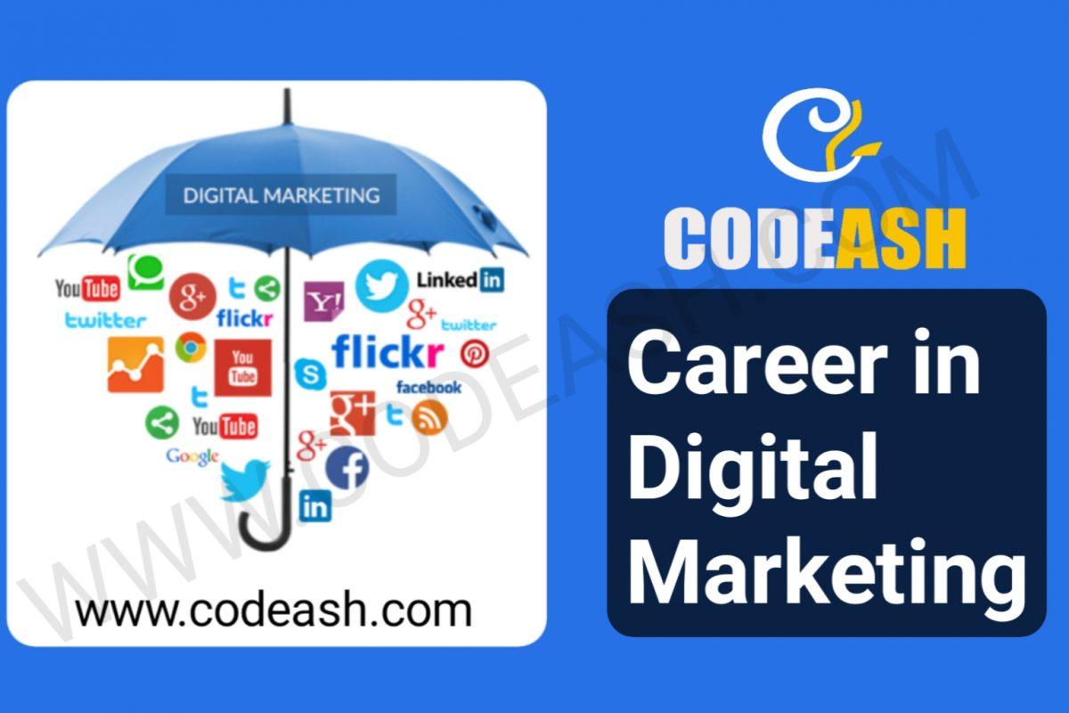 Career Scope in Digital Marketing