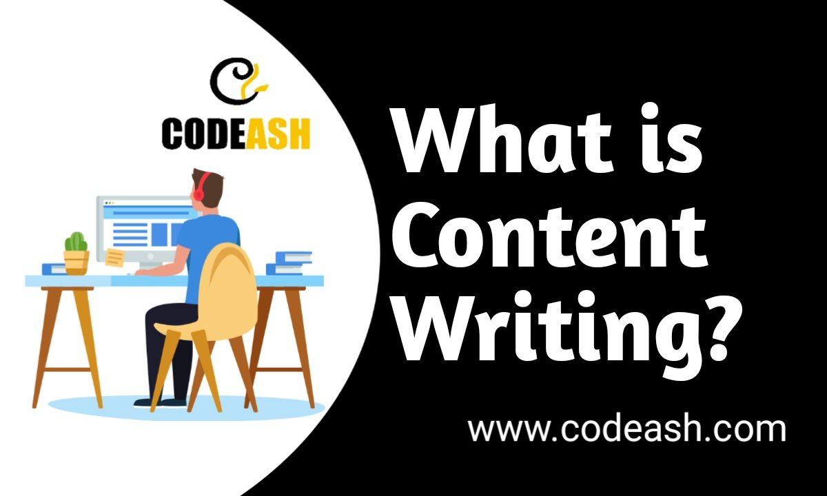 Content Writing क्या है?
