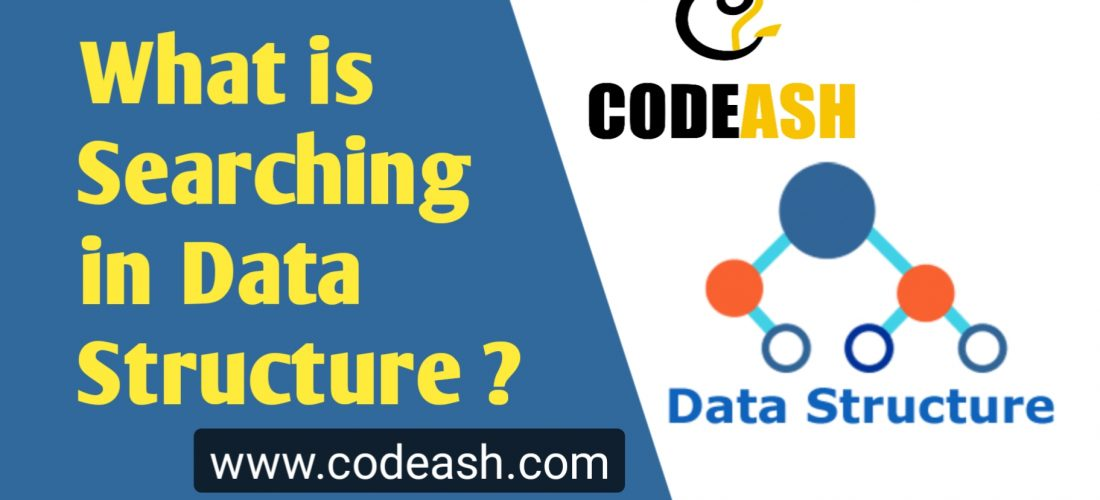 Searching in Data Structure