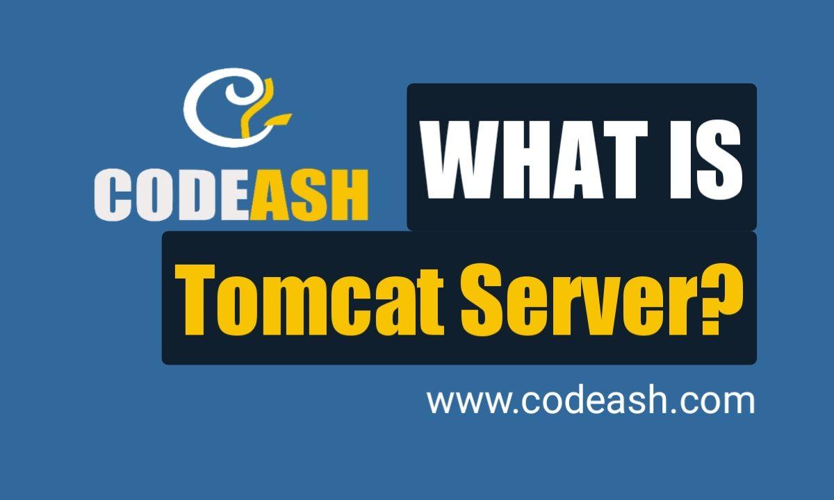 What is tomcat server
