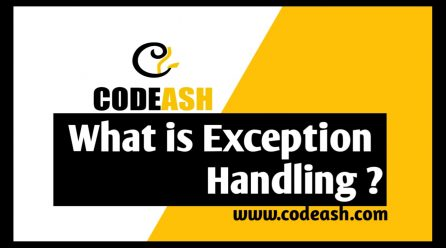 Exception Handling in Java With Example